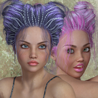 Brixie Hair Hair Software SWAM