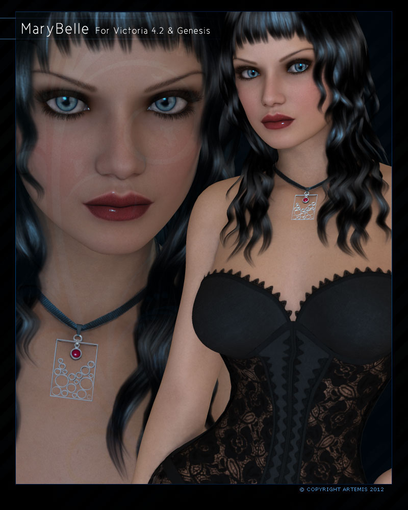 MaryBelle for Victoria 4.2 & Genesis