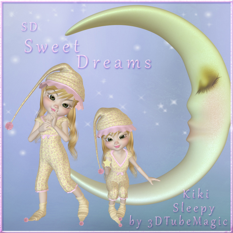 SD Sweet Dreams for Kiki