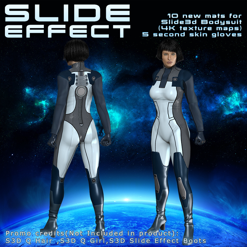Slide3D Slide Effect for S3D Bodysuit