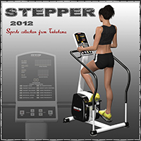 Stepper 3D Models tuketama