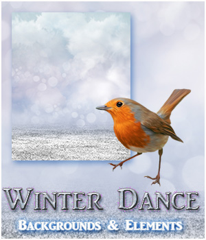 Winter Dance 3D Models 2D Graphics Bez