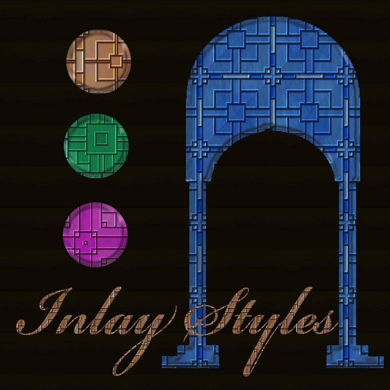 Inlay Styles
