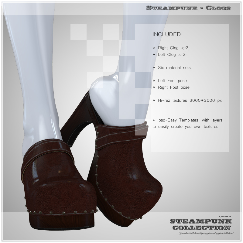 SP - Clogs for V4