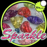 Biscuits Sparkle IDL Merchant Resource 2D Graphics Biscuits