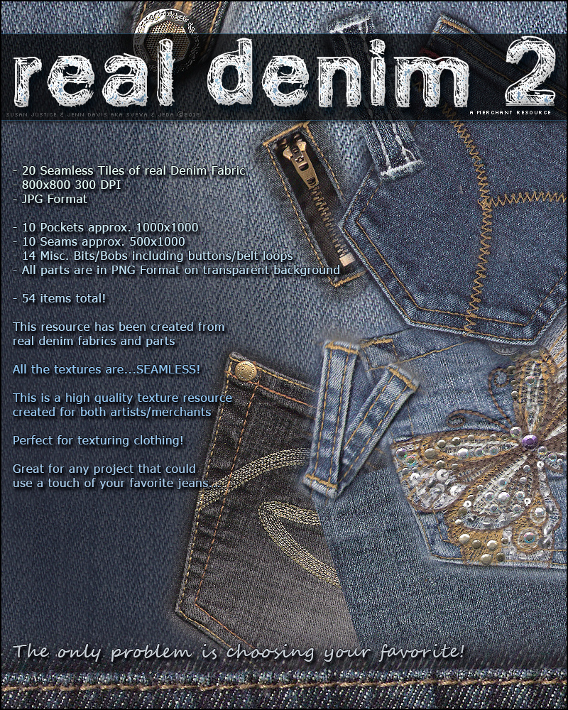 Merchant Resource: Real Denim 02