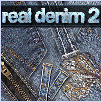 Merchant Resource: Real Denim 02 2D And/Or Merchant Resources Sveva