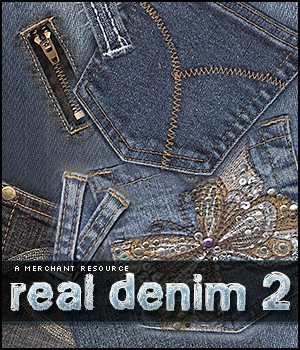 Merchant Resource: Real Denim 02 2D Merchant Resources Sveva