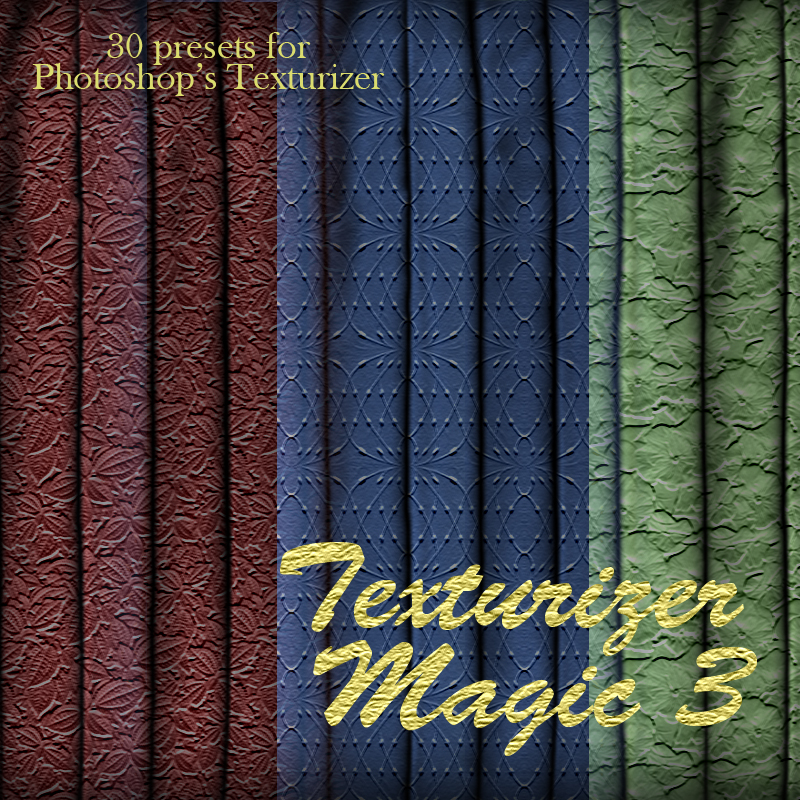 Texturizer Magic 3