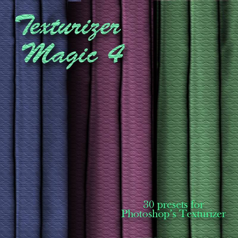 Texturizer Magic 4