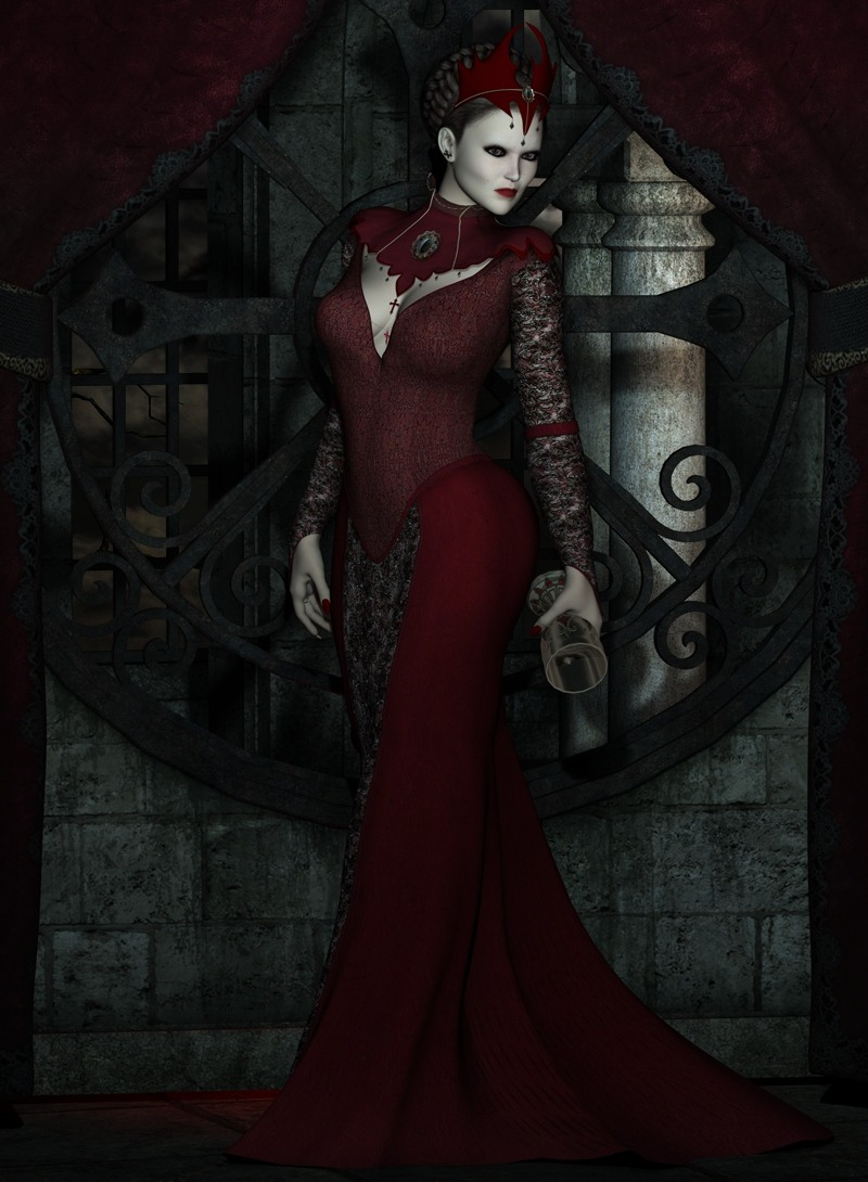 Wicked Queen Morticia Bundle