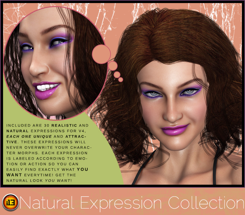 i13 Natural Expression Collection