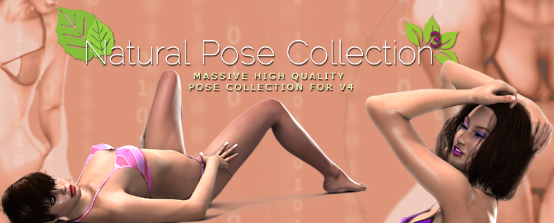 i13 Natural Pose Collection 3