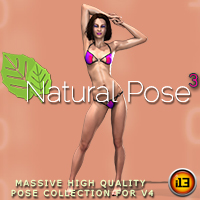 i13 Natural Pose Collection 3 3D Figure Essentials 3D Models ironman13