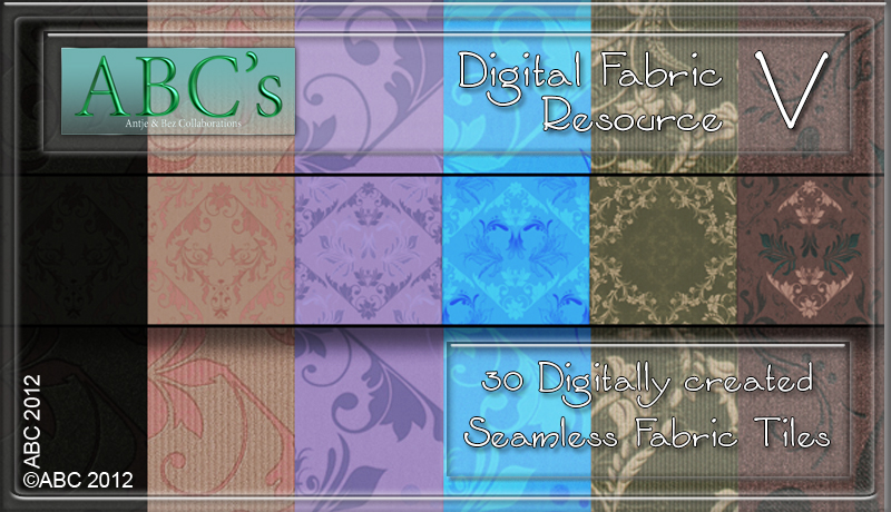 ABC's Digital Fabric Resource V