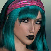 FWs Styles for Renesmel Hair by EmmaAndJordi Themed Hair FWArt