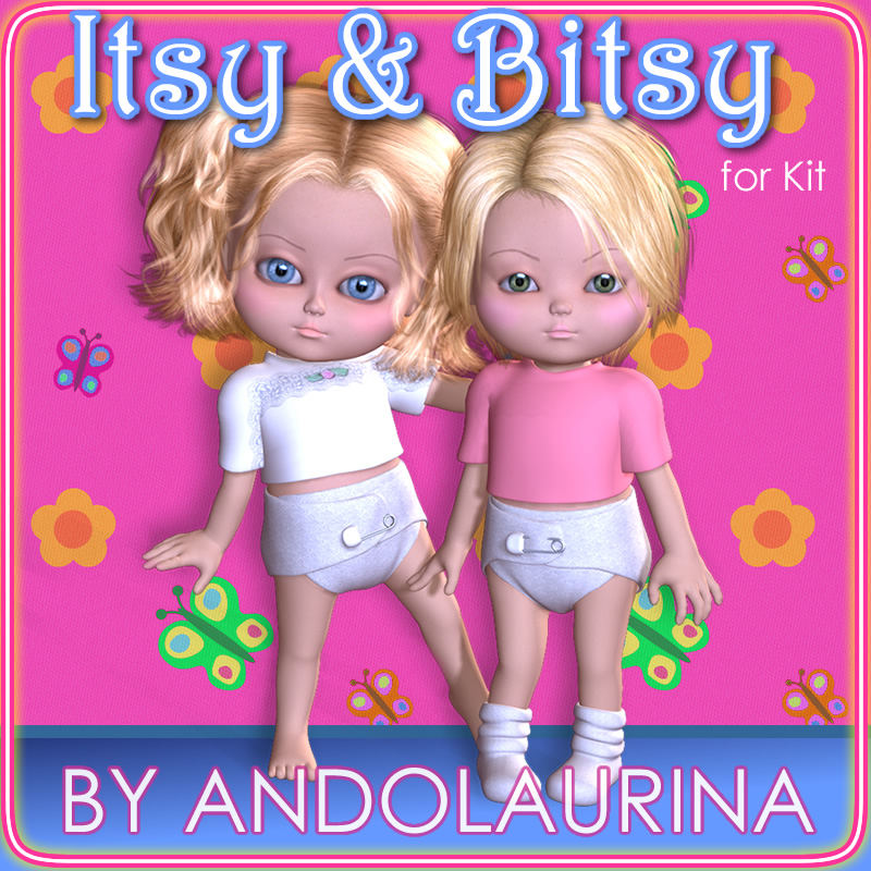 Itsy and Bitsy for Kit