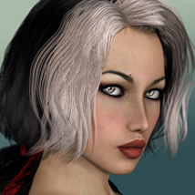 FWs Styles for SAV Lucien Hair by StudioArtVartanian Themed Hair FWArt