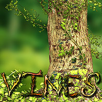 Vines 3D Models designfera