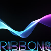Ribbons 2D Graphics 3D Models designfera