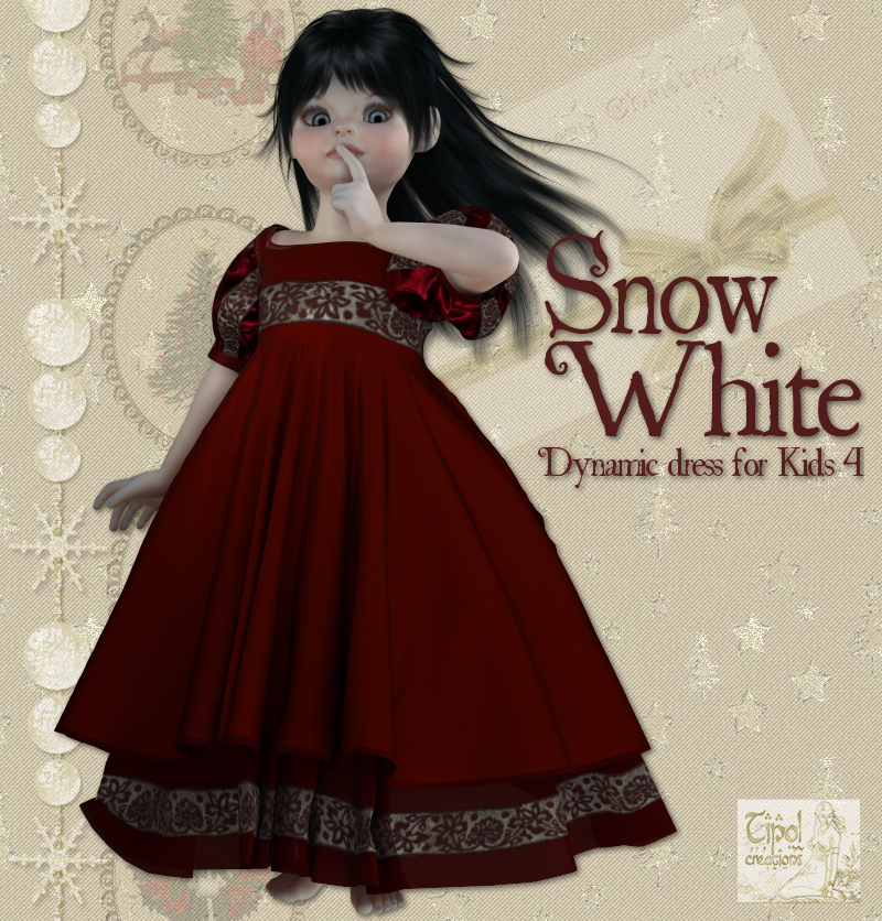 Snow White for kids4