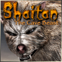 Shaitan, The CaveBeast 3D Figure Essentials 3D Models shadownet