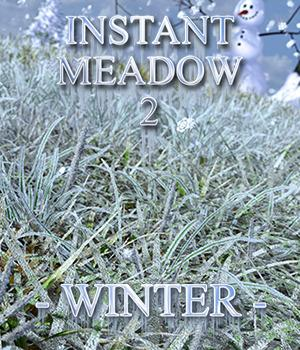 Flinks Instant Meadow 2 - Winter 3D Models Flink