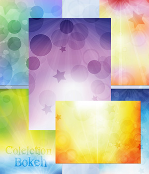 Collection Bokeh 2D Graphics Atenais