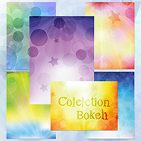 Collection Bokeh 2D And/Or Merchant Resources Atenais