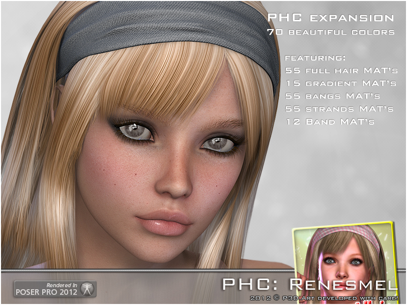 PHC: Renesmel Hair