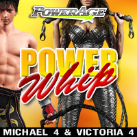 Power Whip for M4 & V4 with poses 3D Figure Essentials 3D Models powerage