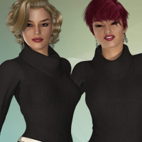 Mixed Styles - for TurtleNeck Style2 image 5