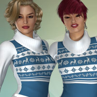 Mixed Styles - for TurtleNeck Style2 image 8