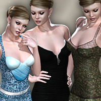 Fashionables: Jersey Mini Clothing Software 3-DArena