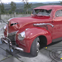 1939 Ford Coupe image 2