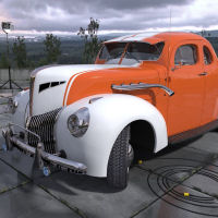 1939 Ford Coupe image 3