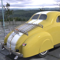 1939 Ford Coupe image 5