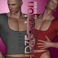 DZ DeepScoop for Genesis 3D Figure Essentials dzheng