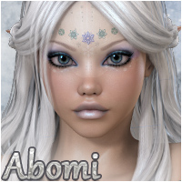 Abomi 3D Models 3D Figure Essentials Silver