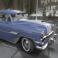 1954 Chevy Bel Air image 3