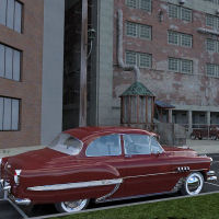 1954 Chevy Bel Air image 4