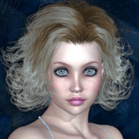 Bottled Mitchel Software Hair 3-DArena