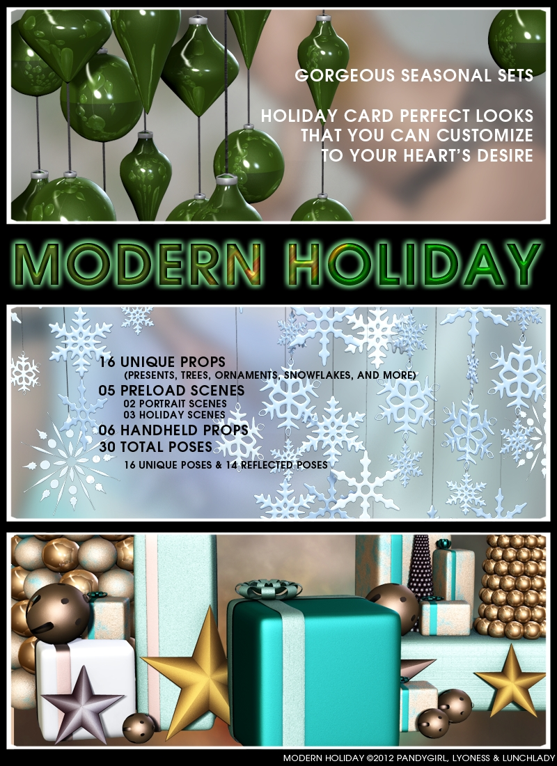 Modern Holiday