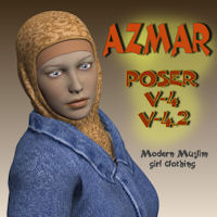 Azmar 3D Figure Essentials pappy411