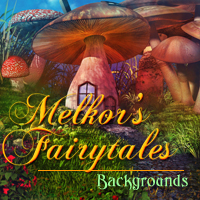 Melkor's Fairytales Themed 2D And/Or Merchant Resources -Melkor-