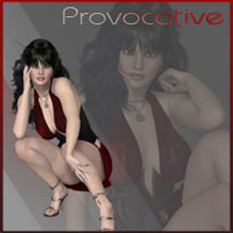 Provocative Poses/Expressions Software Themed ilona