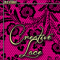 Creative Lace 2D Graphics 3D Models mystikel