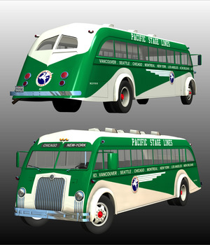 HAYES 1936 for POSER 3D Models 3DClassics