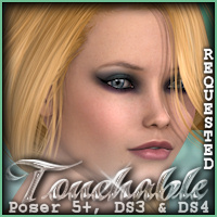 Touchable Hr-092 Themed Hair -Wolfie-