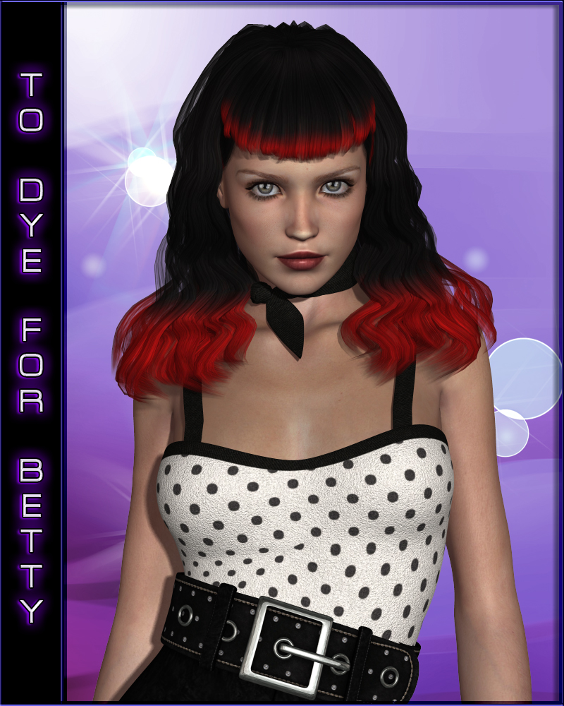 To Dye For - Betty